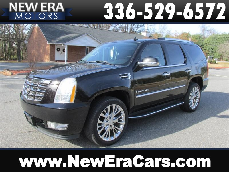 2007 Cadillac Escalade AWD 3rd Row! Leather! Loaded! Winston Salem NC