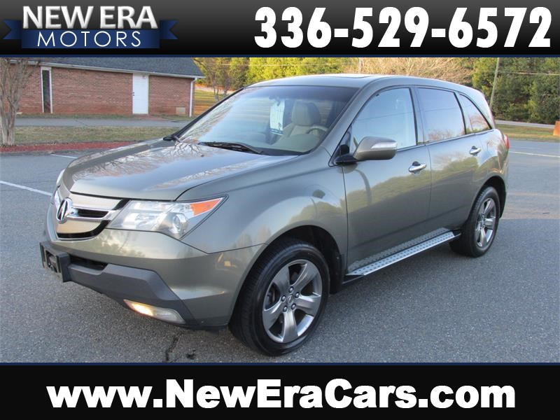 2007 Acura MDX Sport 3rd Row! Leather! AWD! Winston Salem NC