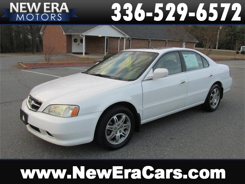 2000 Acura TL 3.2TL Leather! Cheap! Winston Salem NC