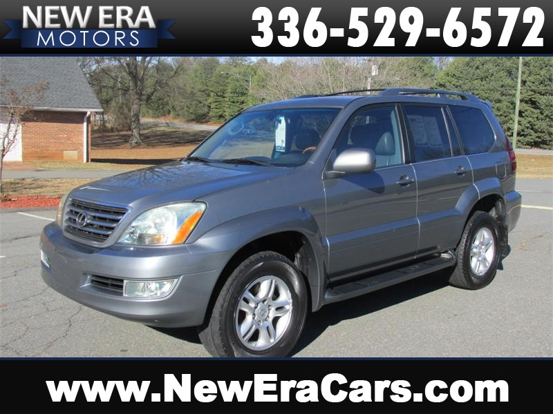 2004 Lexus GX 470 Leather! 3rd Row! 4WD! for sale by dealer