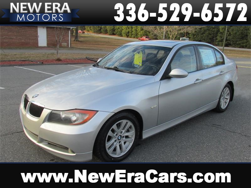 2006 BMW 3-Series 325i Nice! Cheap! Winston Salem NC