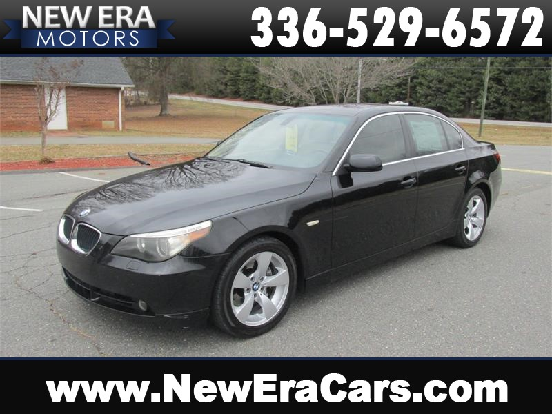 2004 BMW 5-Series 530i Leather! Cheap! Winston Salem NC