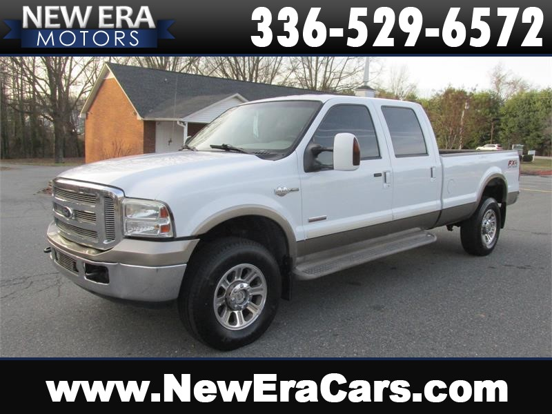 2005 Ford F-350 SD Lariat King Ranch FX4 DIESEL!! for sale by dealer