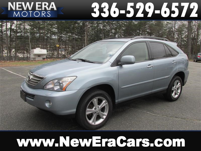 2008 Lexus RX 400h AWD Leather! Hybrid! for sale by dealer
