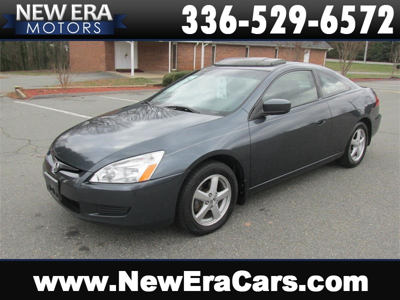 2003 Honda Accord EX Coupe Cheap! for sale by dealer