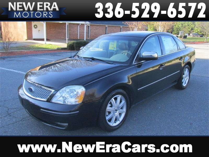 2006 Ford Five Hundred Limited Leather! Cheap! for sale by dealer