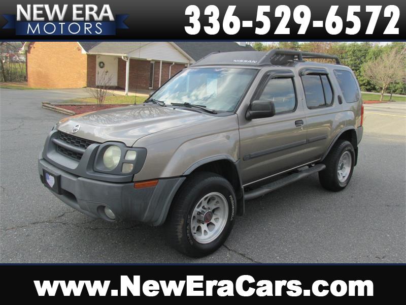 2004 Nissan Xterra XE 4WD Cheap! Nice! Winston Salem NC
