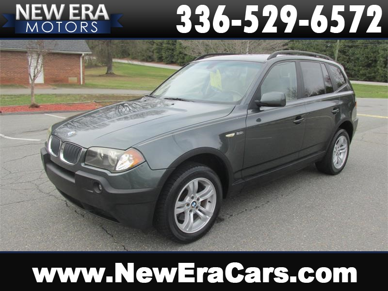 2005 BMW X3 3.0i Leather! Nice! for sale by dealer