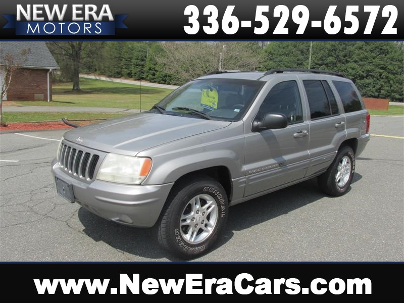 2000 Jeep Grand Cherokee Limited 4x4! Leather! for sale by dealer
