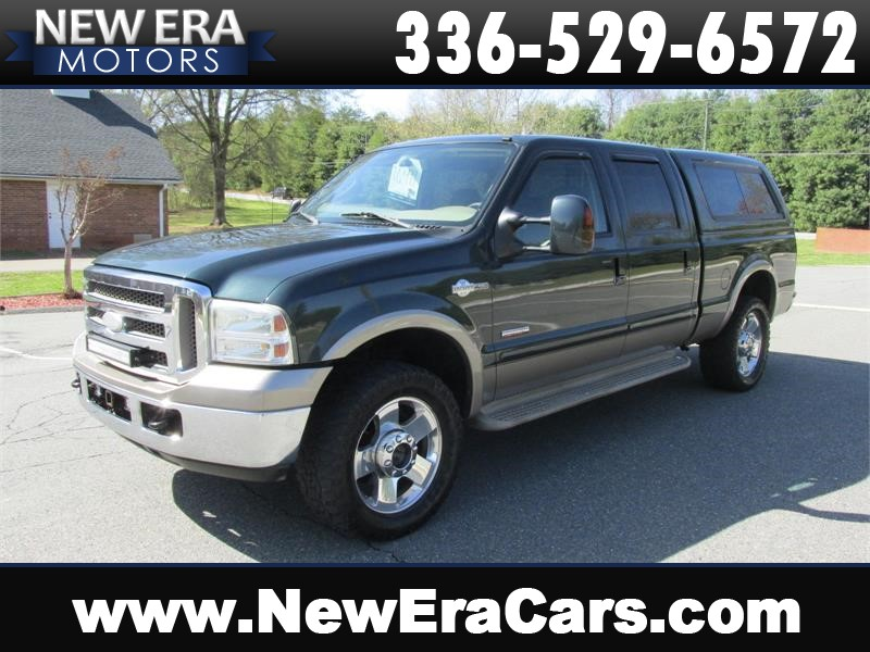 2006 Ford F-250 SD CREW KING RANCH DIESEL 4x4 for sale by dealer