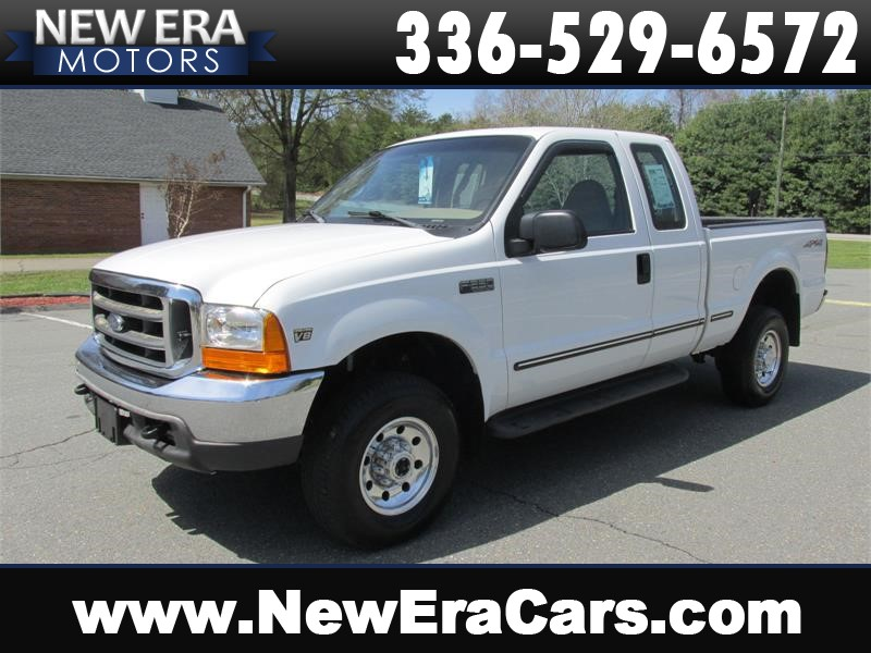 1999 Ford F-250 SD XLT SuperCab 7.3 DIESEL 4x4 for sale by dealer