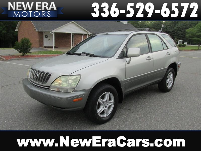 2003 Lexus RX 300 Leather! Cheap! for sale by dealer