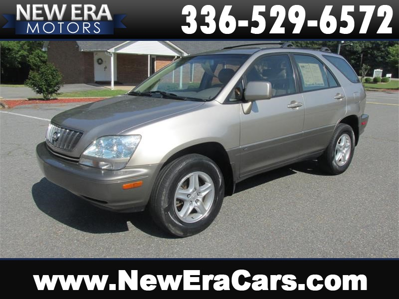 2001 Lexus RX 300 4WD Leather! Nice! for sale by dealer