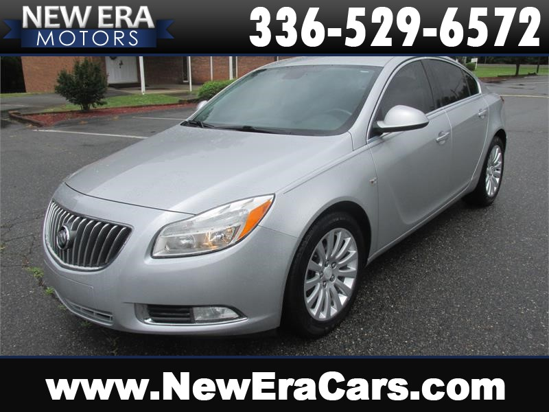 2011 Buick Regal CXL Leather! Nice! for sale by dealer