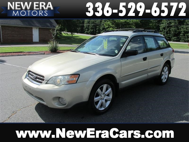 2007 Subaru Outback 2.5i Wagon AWD! Cheap! for sale by dealer