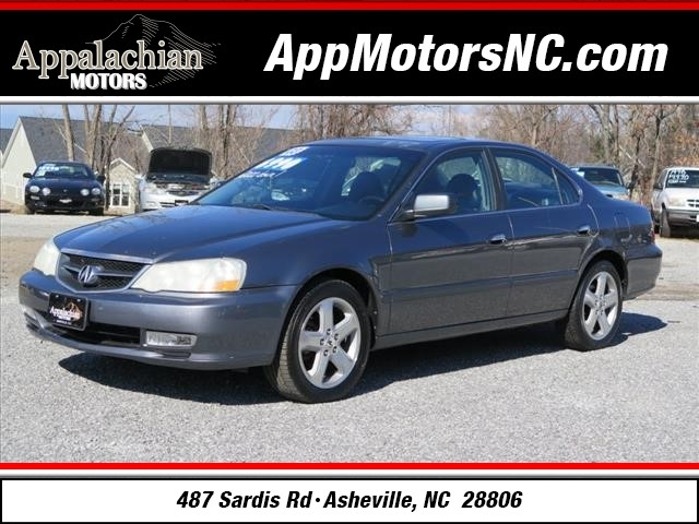 2003 acura tl 3 2 type s for sale in asheville. Black Bedroom Furniture Sets. Home Design Ideas