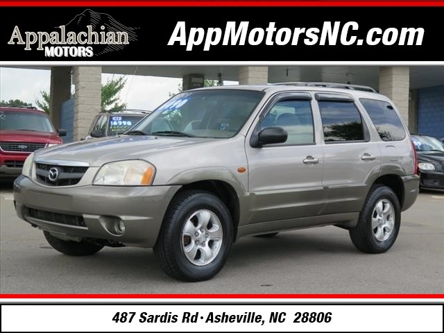 2001 mazda tribute lx v6 for sale by dealer. Black Bedroom Furniture Sets. Home Design Ideas