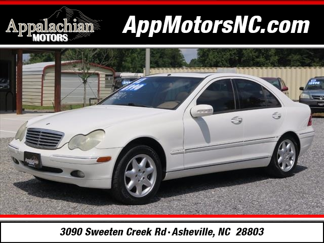 2002 mercedes benz c class c240 for sale in asheville for Mercedes benz 2002 c240 price