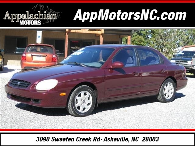 2000 Hyundai Sonata GLS for sale by dealer