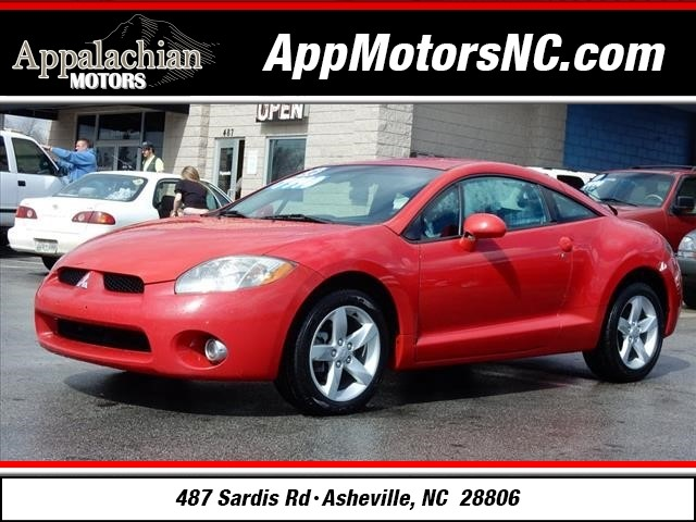 2006 mitsubishi eclipse gt for sale in asheville. Black Bedroom Furniture Sets. Home Design Ideas