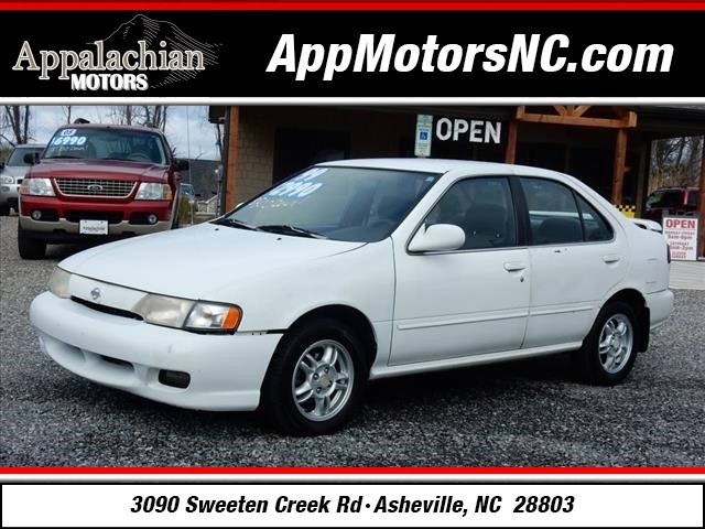 1999 Nissan Sentra GXE for sale by dealer