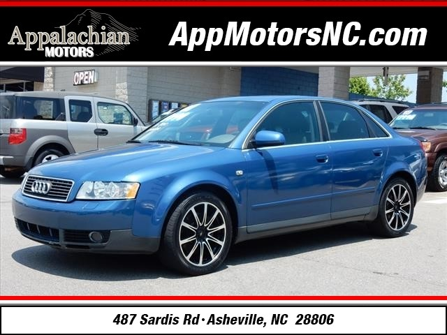 2002 Audi A4 3.0 quattro for sale by dealer