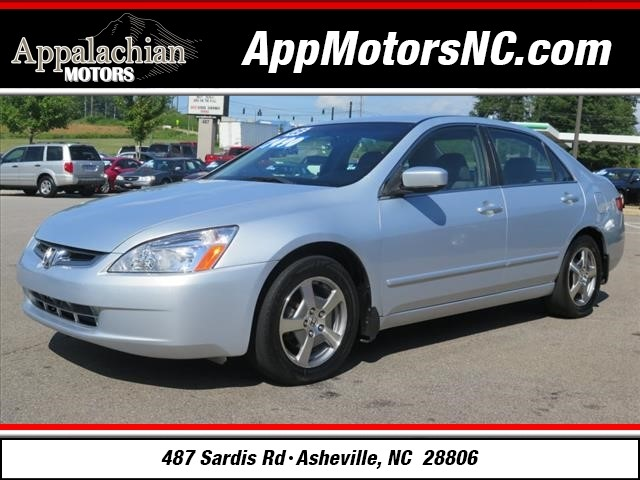 2005 Honda Accord Hybrid for sale by dealer
