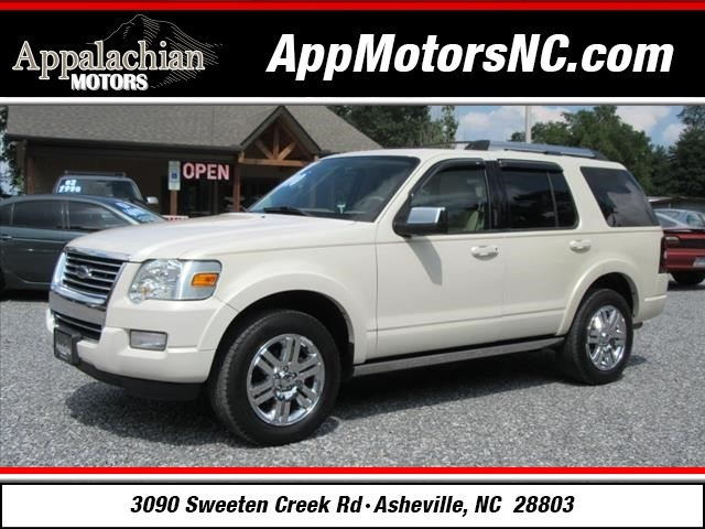 2009 Ford Explorer Limited for sale by dealer