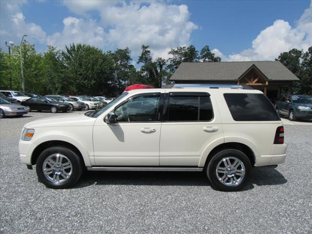 2009 Ford Explorer Limited For Sale In Asheville