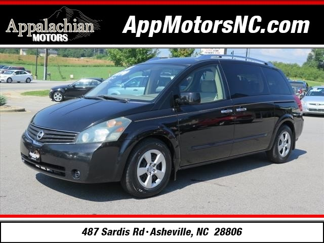 2007 Nissan Quest 3.5 S for sale by dealer