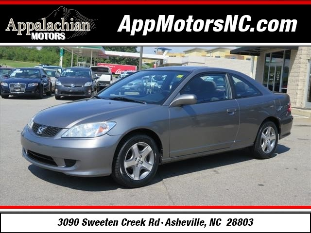 2004 honda civic ex for sale in asheville. Black Bedroom Furniture Sets. Home Design Ideas