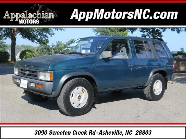 1995 Nissan Pathfinder SE for sale by dealer