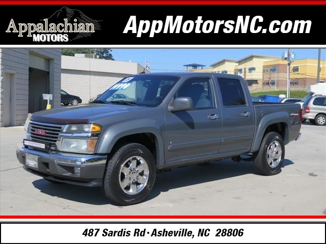 2009 gmc canyon sle 1 for sale in asheville for Harmony motors vw asheville