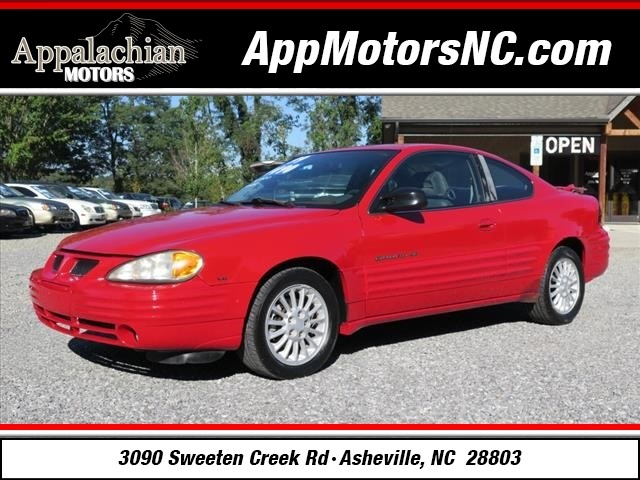1999 Pontiac Grand Am SE1 for sale by dealer