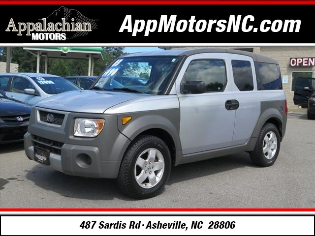 2003 honda element dx for sale in asheville. Black Bedroom Furniture Sets. Home Design Ideas