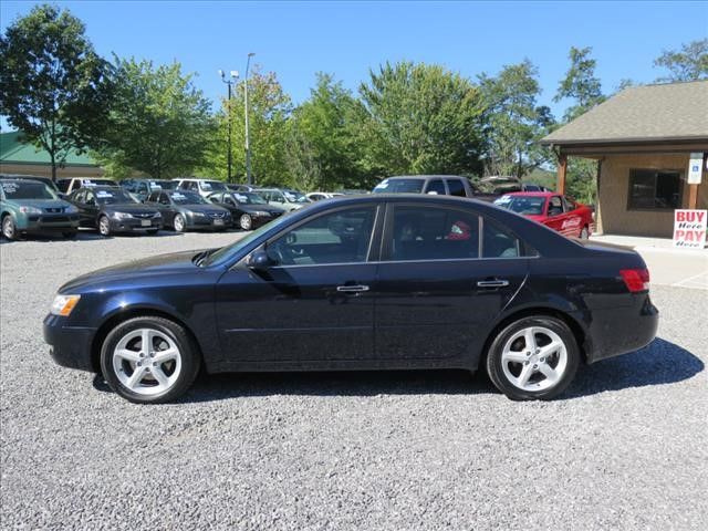 2006 Hyundai Sonata Gls V6 For Sale In Asheville