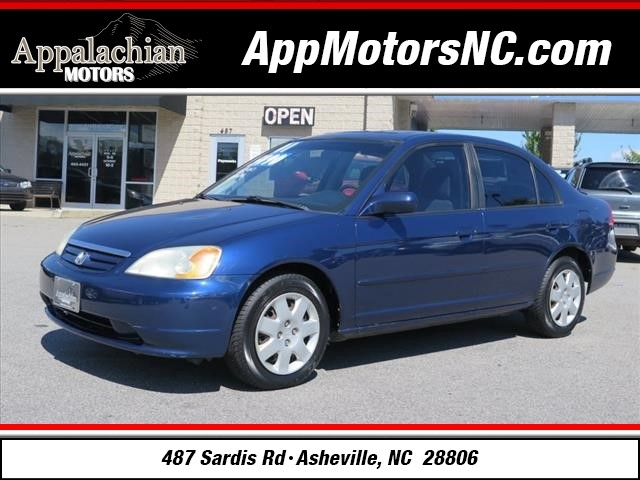2001 Honda Civic EX for sale by dealer