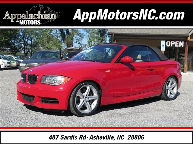 2008 BMW 1 Series 135i for sale by dealer
