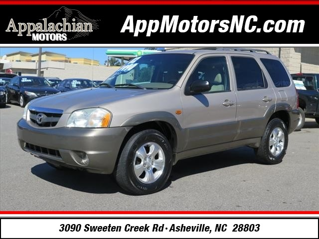 2002 mazda tribute lx v6 for sale in asheville. Black Bedroom Furniture Sets. Home Design Ideas