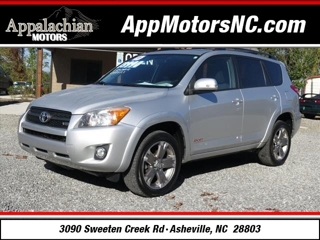 2011 Toyota RAV4 Sport for sale by dealer