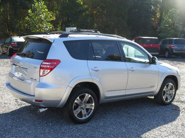 Toyota Asheville Nc >> 2011 Toyota RAV4 Sport for sale in Asheville