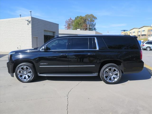 2015 gmc yukon xl denali for sale in asheville. Black Bedroom Furniture Sets. Home Design Ideas