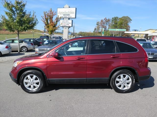 2007 honda cr v ex l for sale in asheville