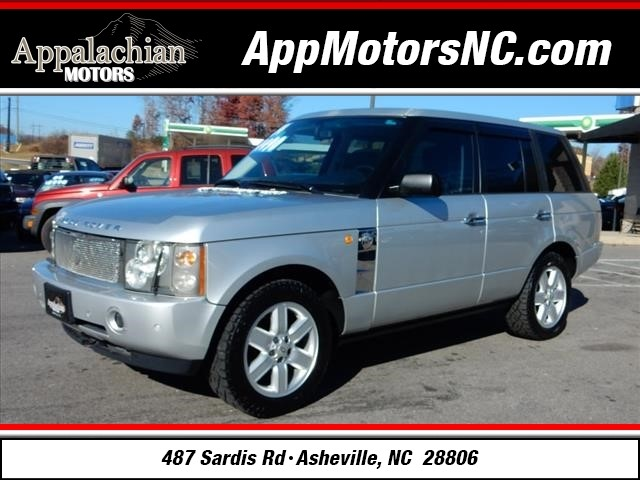 2004 Land Rover Range Rover HSE for sale by dealer