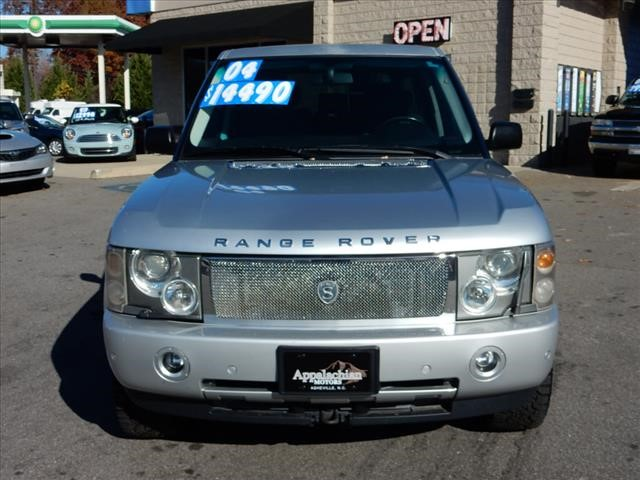 2004 land rover range rover hse for sale in asheville. Black Bedroom Furniture Sets. Home Design Ideas