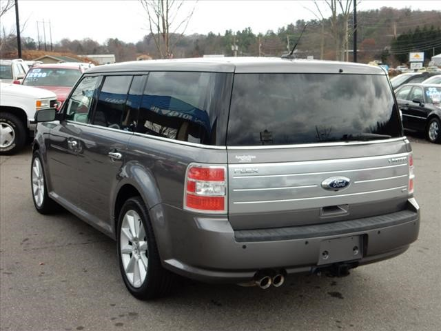 2009 ford flex limited for sale in asheville. Black Bedroom Furniture Sets. Home Design Ideas