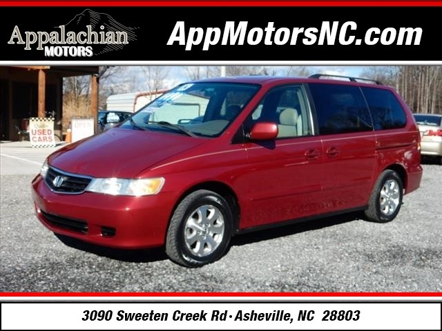 2004 Honda Odyssey EX-L for sale by dealer