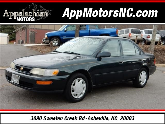 1997 Toyota Corolla Base for sale by dealer