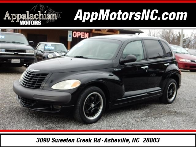 2001 Chrysler PT Cruiser Limited for sale by dealer
