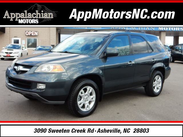 2006 acura mdx touring w navi w res for sale in asheville for Harmony motors vw asheville